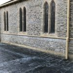 Church Wall Repointing