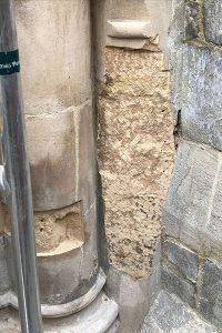 Church Doorway Repair