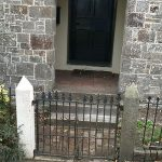 Replacement Gatepost Installed