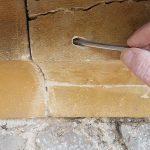 Pinning Damaged Stonework
