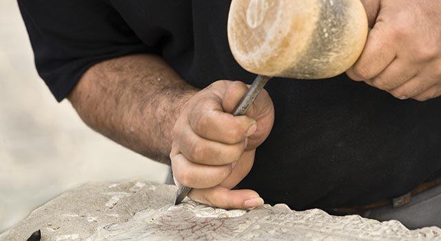 Repairing Historic Stone